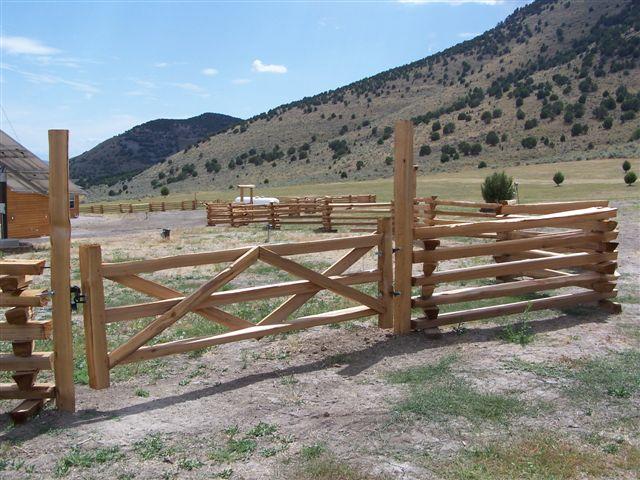 3-Rail Gate - 10'