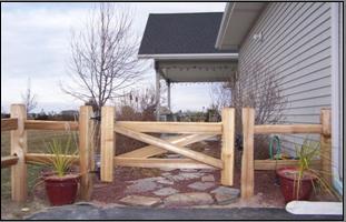 2-Rail Fence