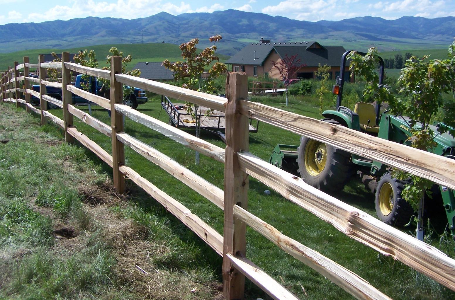 4-Rail Fence