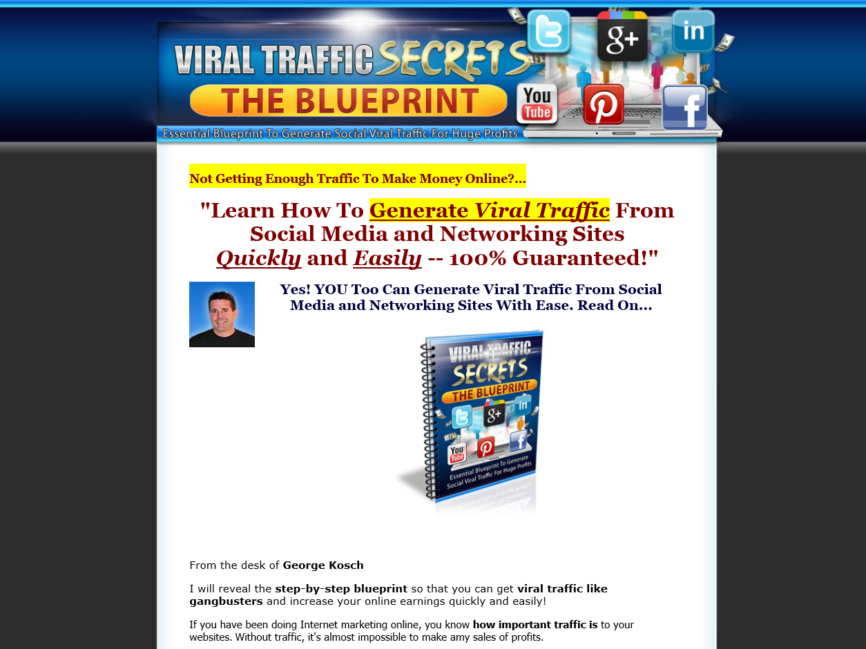 Viral Traffic Secrets