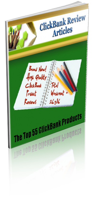 55 Clickbank Review Articles