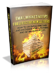 Email Marketing Effective Letters