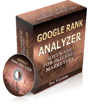 Google Rank Analyzer