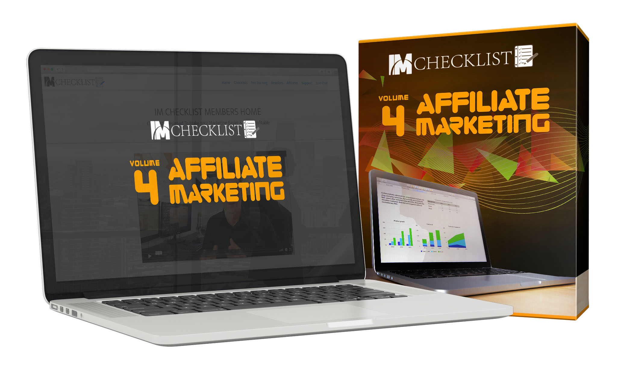 IM Checklist V4 - Affiliate Marketing