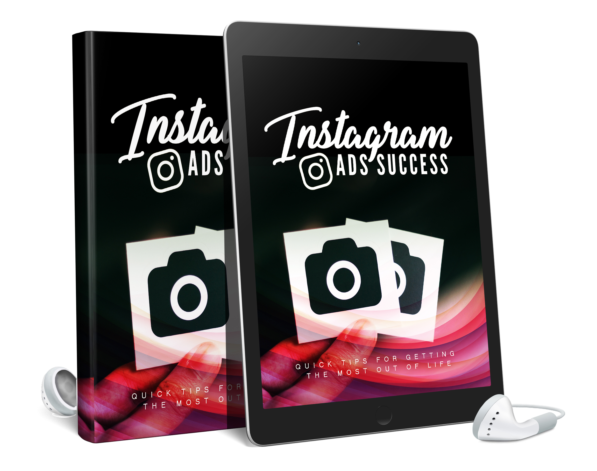 Instagram Ads Success AudioBook and Ebook