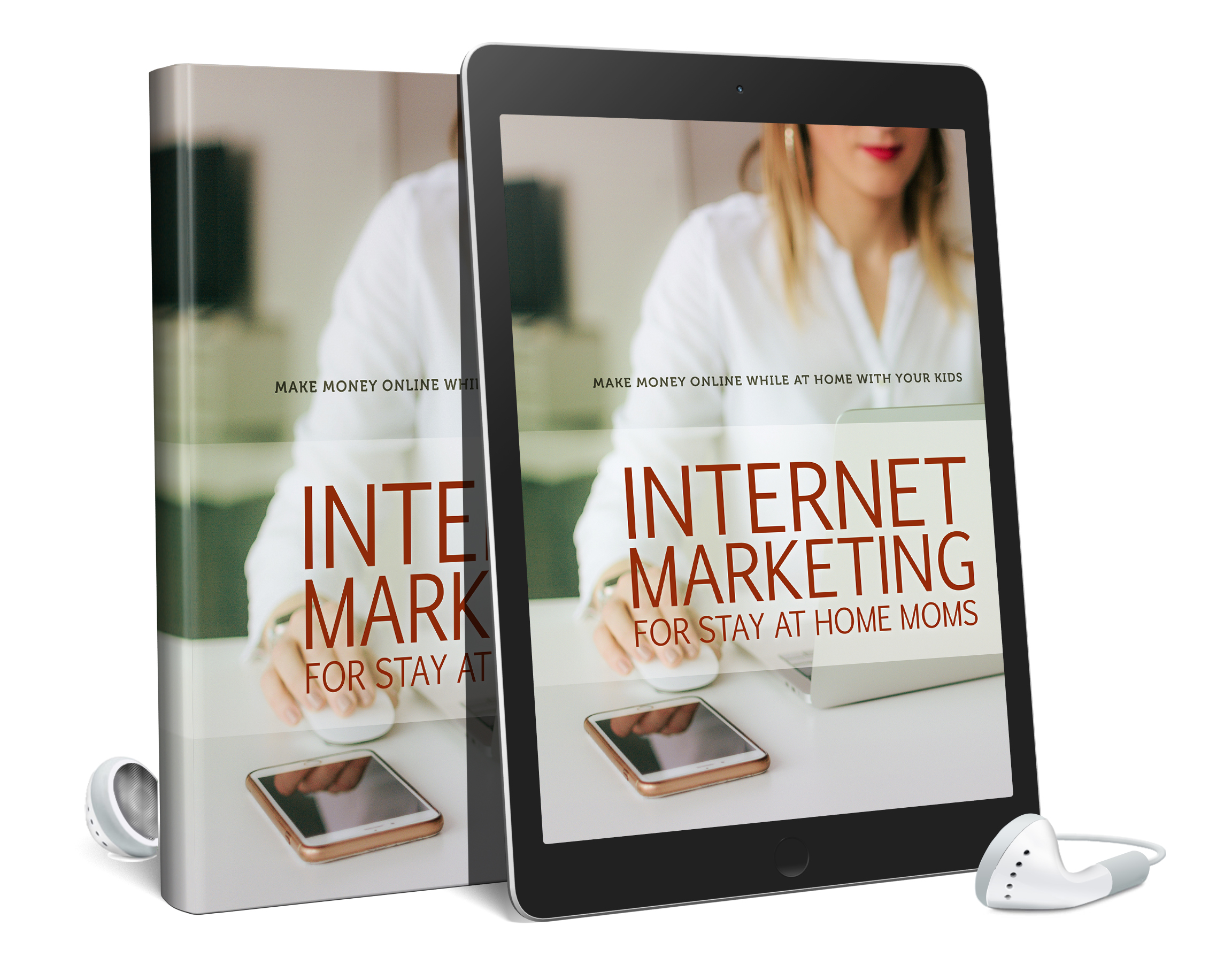 Internet Marketing For Stay At Home Moms AudioBook and Ebook