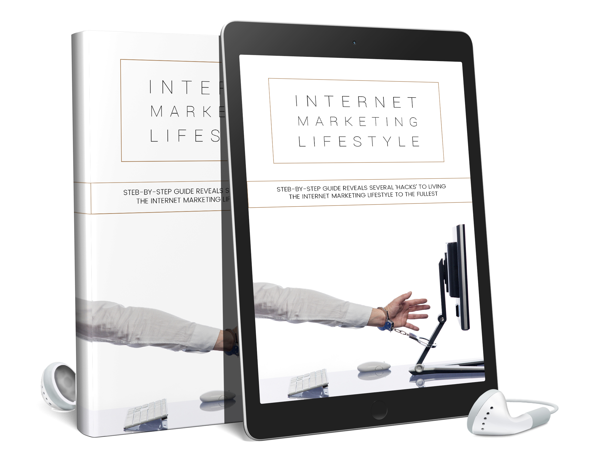 Internet Marketing Lifestyle Audio and Ebook