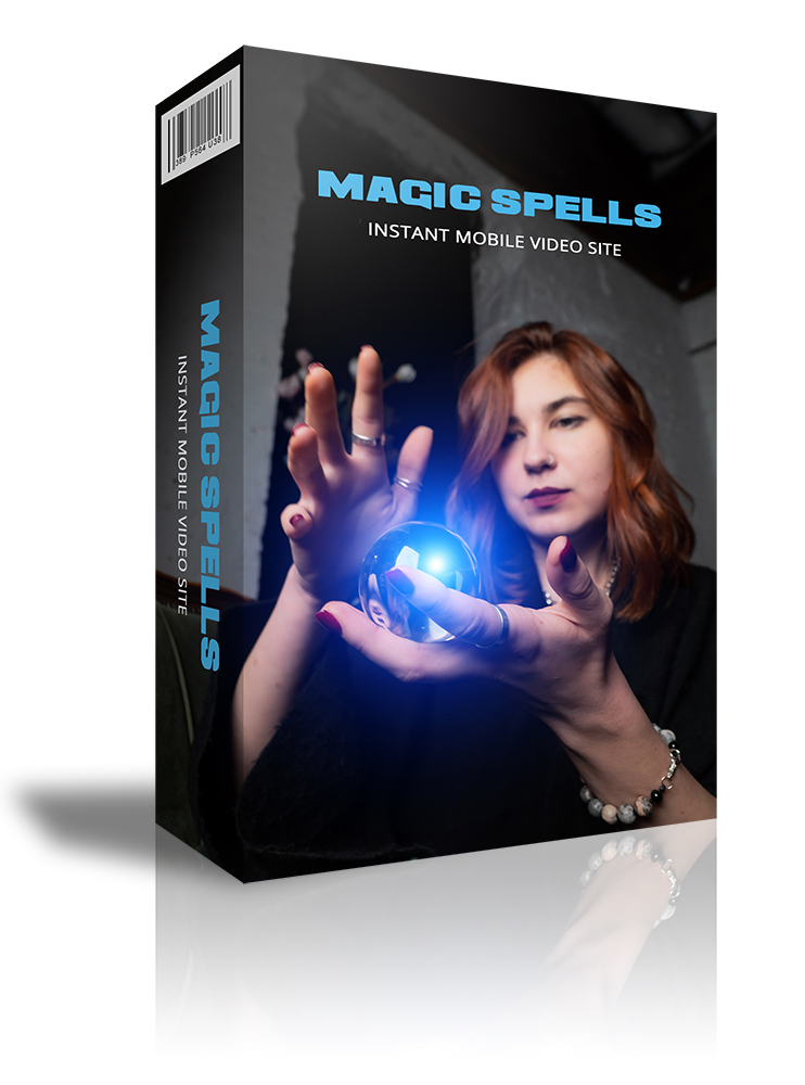 Magic Spells Instant Mobile Video Site
