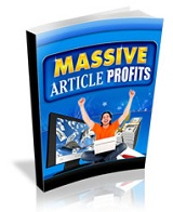 Massive Article Profits