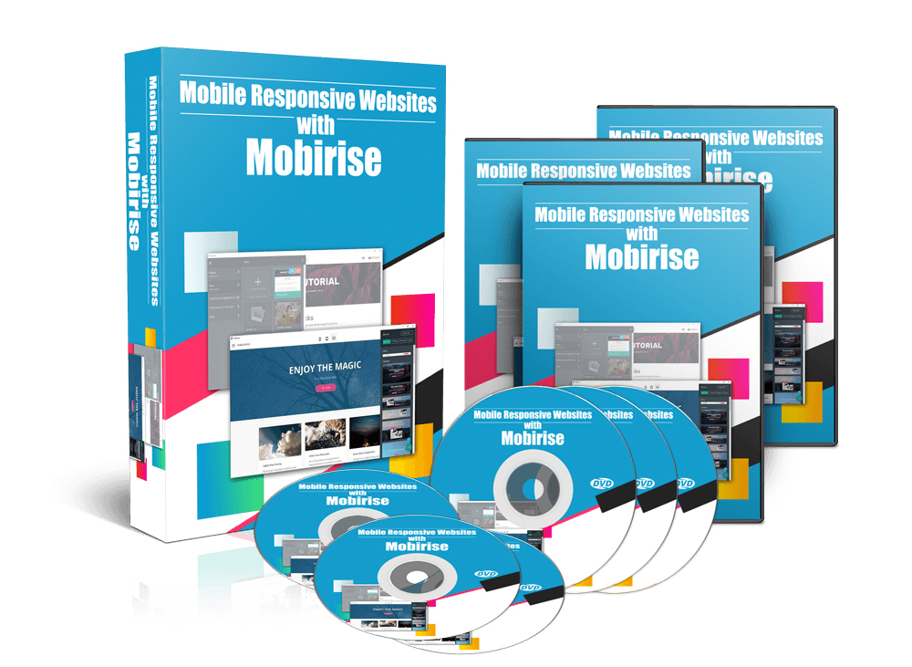 Mobile Responsive Websites With Mobirise