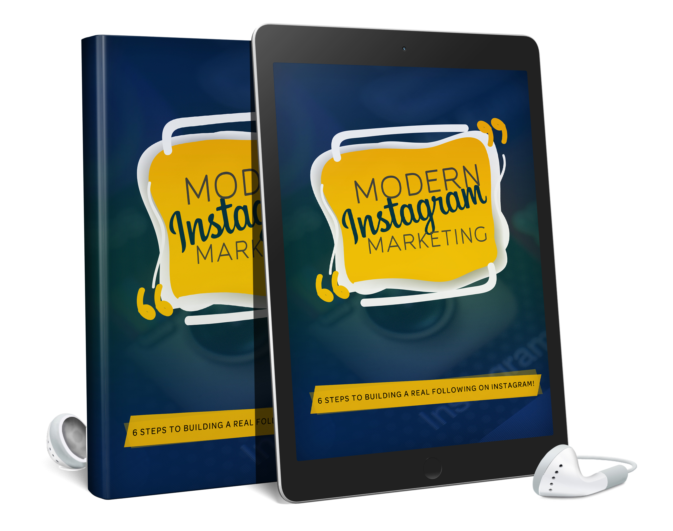 Modern Instagram Marketing AudioBook and Ebook