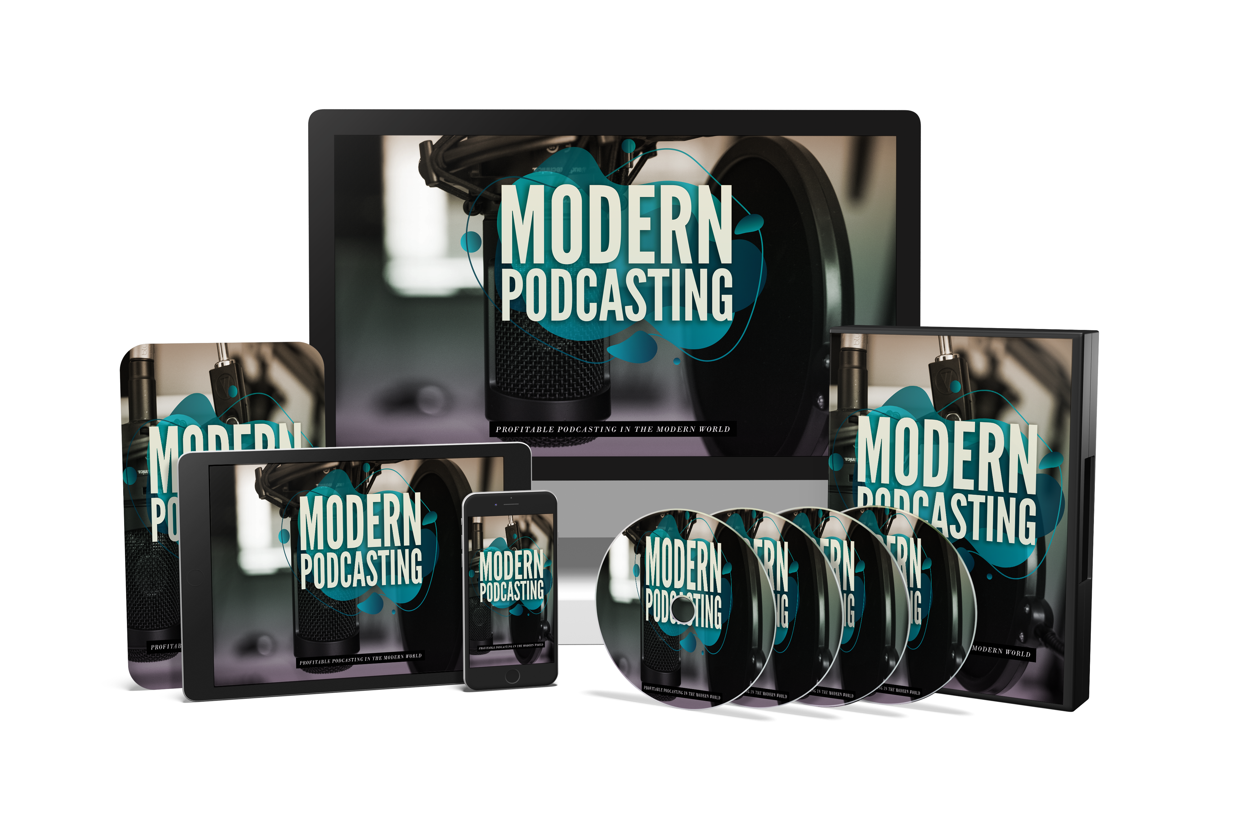 Modern Podcasting Upgrade Package