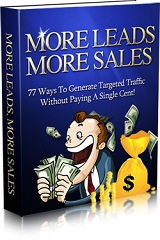 More Sales More Leads