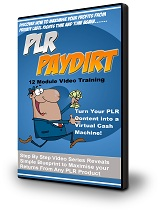 PLR Pay Dirt