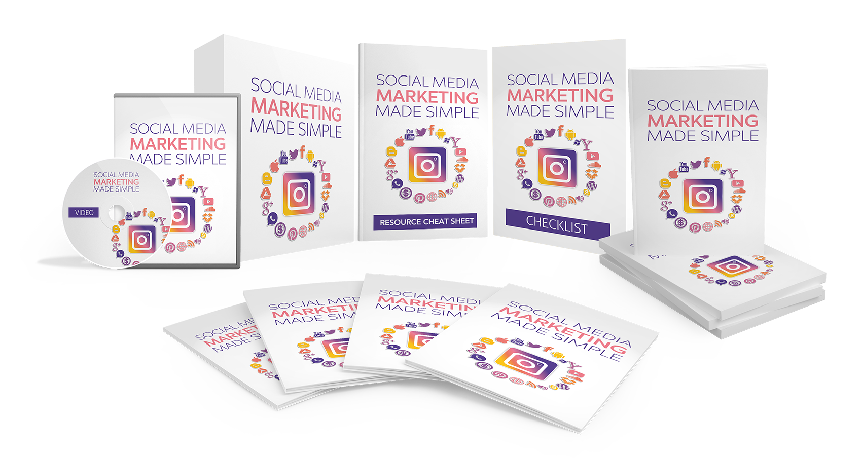Social Media Marketing Made Simple Upgrade Package
