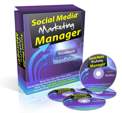 Social Media Marketing Manager