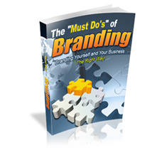 The Must Dos of Branding