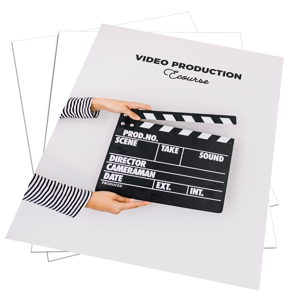Video Production Ecourse