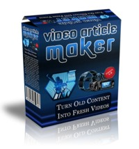 Video Article Maker