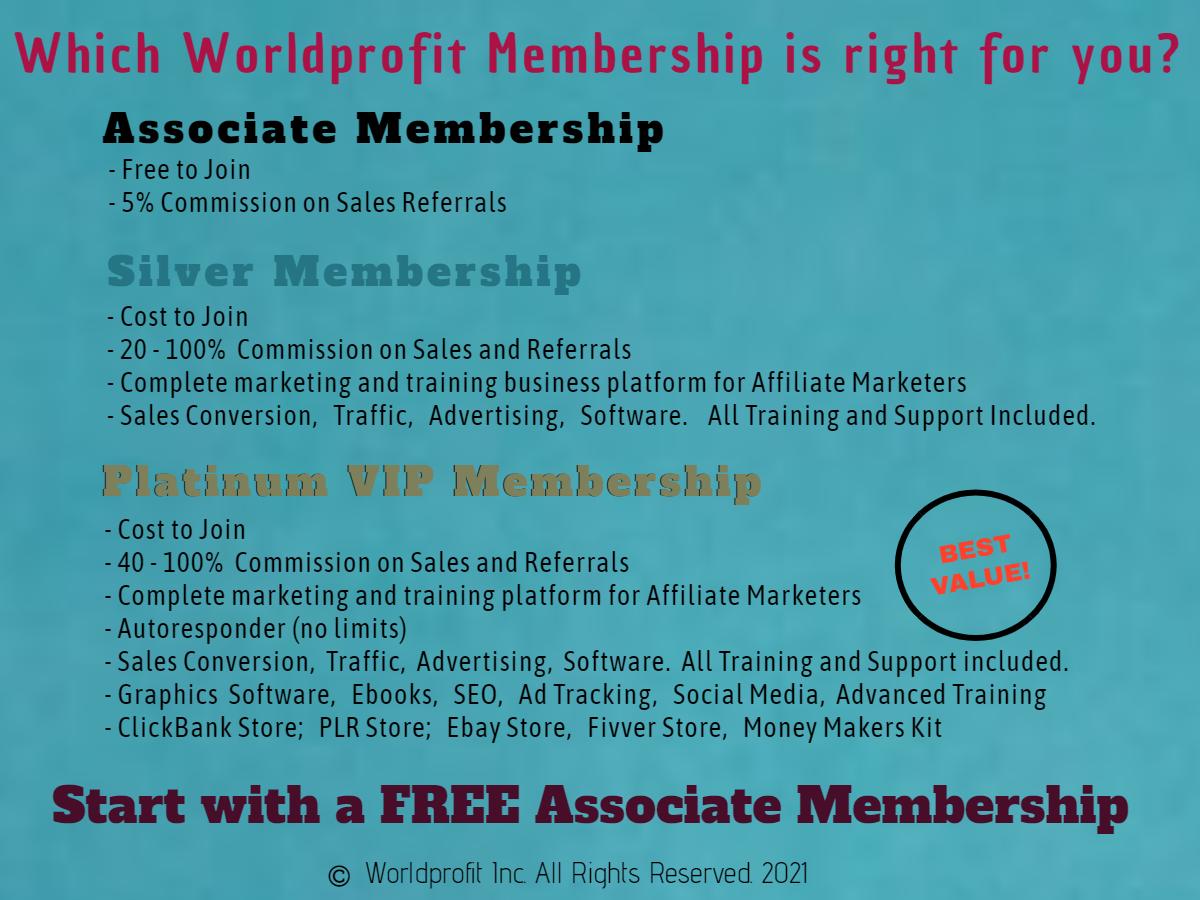WP Membership Selections