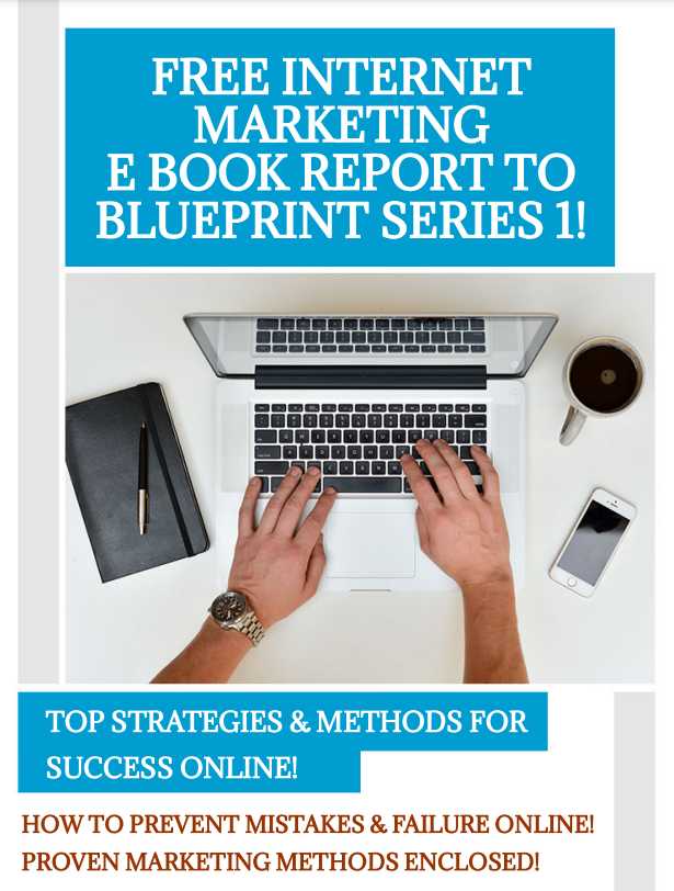 INTERNET MARKETER E BOOK REPORT