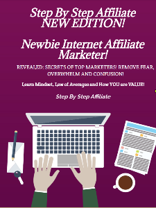 Step By Step Affiliate NEW EDITION!
