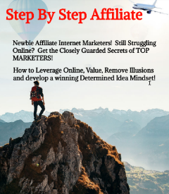 Step By Step Affiliate